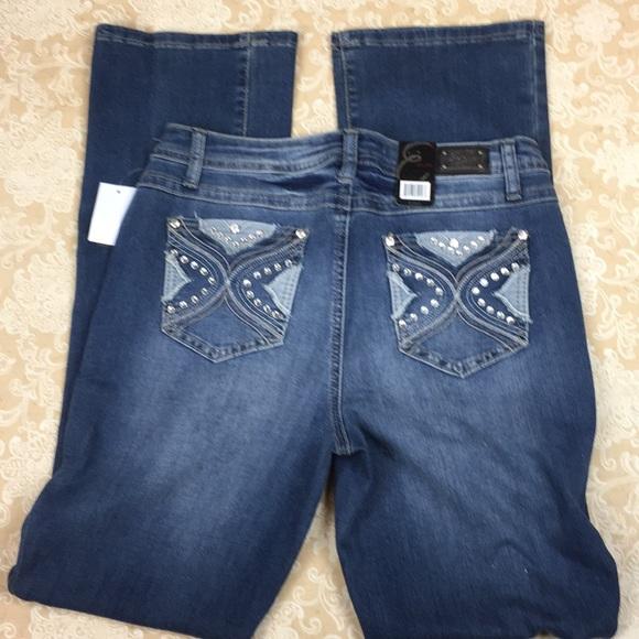 Earl Jeans Denim - Earl Jeans Barely Boot Cut Jeans